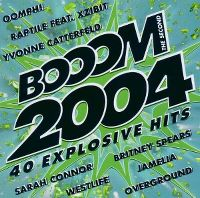 Cover  - Booom 2004 - 40 explosive Hits [The Second]